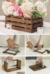 15 Cheap Wedding Ideas on a Budget – decor – #Bud…