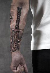 Niki Norberg, der Meister der hyperrealistischen Tattoos
