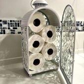 5 tolle IKEA-Hacks für Ihr Badezimmer – #Badezimm…