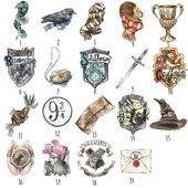 Bauen Sie Ihre eigene Harry Potter von SantaMatita…