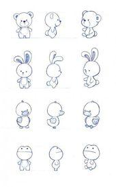Baby Ilustration Best Baby Ilustration Cartoon Character Design Ideas#baby #cartoon #character #d...
