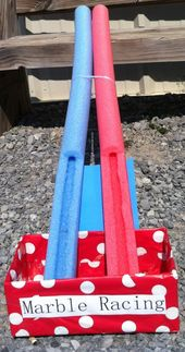 15 Awesome Pool Noodle Crafts Kids Will Love
