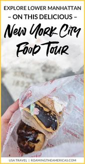 Discover New York Metropolis's Multicultural Historical past on This Scrumptious Strolling Meals Tour