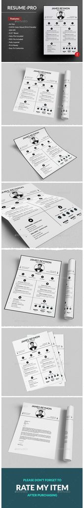 RESUME-PRO - Resumes Stationery Download here https - resume pro
