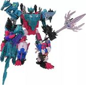 """2019 Super7 ReAction Transformers SHRAPNEL 4/"""" Action Figure MOC"""