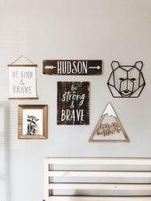 Hudsons großes Jungenzimmer Hobby Lobby Dekoration Kleinkind Jungenzimmer – Ernestina5384 … – Top Kreative Hobby-Ideen