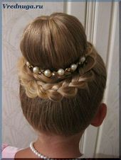 #Brai #braids #girls #Hairstyles #Spikelets Spikelets and braids – hairstyles fo…