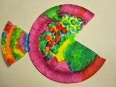 Rainbow Fish Crafts and Activities {Virtueller Buchclub für Kinder Blog Hop}