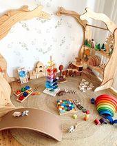 Wir schwärmen von dieser Perfektion im Kinderzimm…