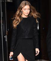 So Did Gigi Hadid Just Go Brunette?