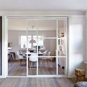 You also need these 10 ingenious sliding doors for the kitchen!