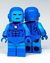 Iron Man-Rüstung Modell 14 (Arktische Rüstung)   – Marvel Lego and Fego