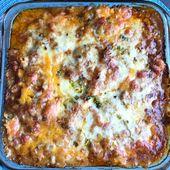 Wie man den besten Enchilada-Auflauf mit mehreren Schichten zubereitet