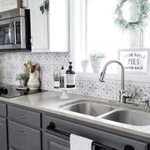 25 Modern Kitchen Countertop Ideas 2019 (Fresh Designs for Your Home)