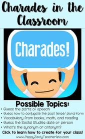 Technology in the classroom: Charades App #charades #classroom #technology,