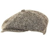 Details about MENS NEWSBOY CAP 8 PANEL FLAT GATSBY BAKER BOY HAT PEAKY BLINDERS UK SELLER
