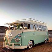 16 der schönsten Volkswagen Kombis zum 70-jährigen Jubiläum des berühmten …   – Abenteuer