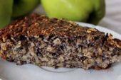FITNESS-Torte mit Haferflocken ohne Mehl und Zucker
