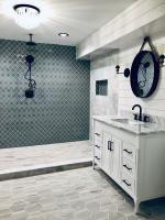 Allen Roth Perrella 49 In White Undermount Single Sink Bathroom Vanity With Carrera White Natural Marble Top Lowes Com Bathroom Sink Vanity Single Sink Bathroom Vanity Double Sink Bathroom Vanity