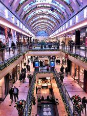 Alstertal Einkaufszentrum Aez Shopping Center Hamburg Germany Shopping Malls