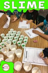 Slime Science Project