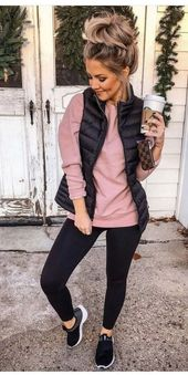 71 Beautiful Winter Outfits for School You'll Love #outfits #fashion #winteroutf…