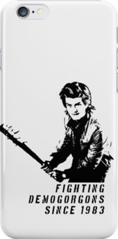 Steve Fighting (Stranger Things) Snap Case for iPhone 6 & iPhone 6s