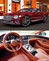 "Luxury   Lifestyle   Cars on Instagram: ""2019 Bentley Continental GT? Dope … – #auf #Autos #Bentley #Continental #Dope"
