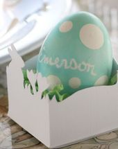 Easter egg holder easy craft kids template here bunny white easter egg holder easy craft kids template here bunny white easter crafts food and more pasen pinterest easter egg and bunny pronofoot35fo Images