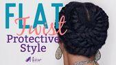 Schwarze Frisuren für schwarze Frauen | Schlanker Pferdeschwanz | Ladies Flat Top Haircut 20190412 – 7. September 2019, um 12:07 Uhr