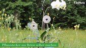 Machen Sie selbst kreative Pflanzenstöpsel – Deko: Ideen für Wohnung und Garten ♥