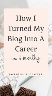 How to Make Money Blogging – Turn Your Blog into a Career – Mari