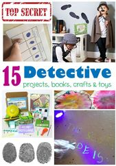 Discover More: Detective Science