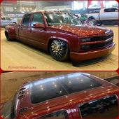 Obs C3500 With A Panoramic Sunroof C3500 Duallyporn Obsdually Lonestarthrowdown Lst Lst2019 Youaintlow Lowrider Trucks 85 Chevy Truck Dually Trucks