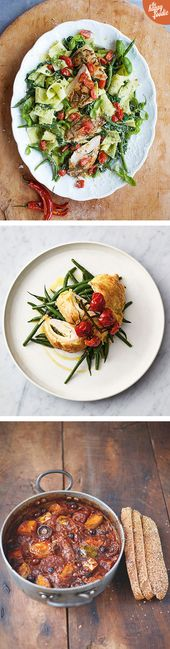 Jamie Oliver Italian Chicken Recipes