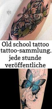 Old school tattoo tattoo-sammlung. jede stunde veröffentliche ich die interessantesten … – old s 4