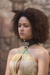 Nathalie Emmanuel – British actress  – new