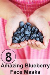 8 Amazing Blueberry Face Masks For Radiant Skin