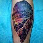 39 Tolle Tattoos für jeden, der am glücklichsten auf einem Berg ist – Mpora