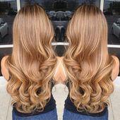 Was Sie über Golden Caramel Haarfarbe wissen müssen