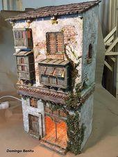 Diorama Struktur bauen Ho Modelleisenbahnen, Cute House, Gnome, Modelleisenbahn Layouts, … – Model