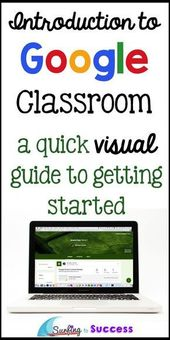 Introduction to Google Classroom – Surfing to Success