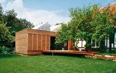 Anbauideen: Studiokultivierung in einer Holzjacke – DAS HAUS   – || WOHNEN ||