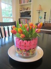 10 Simple DIY Easter Centerpieces – Mumslounge