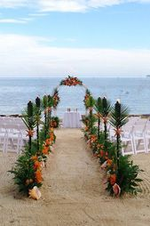 39 Gorgeous Beach Wedding Decoration Ideas    Parties  theme/beach/maritime