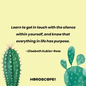 Inspirational quote by Elisabeth Kubler-Ross