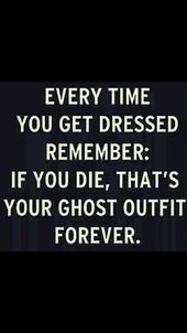 Ghost Outfit