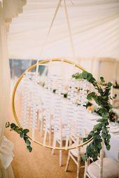 A Margo Stankova Gown For A Glamorous Black Tie, Country House Wedding – glamorous wedding