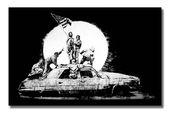 Banksy – LA Flag Street Graffiti Stencil Art (2) – Banksy Street Art