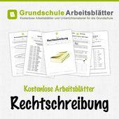 Arbeitsblatt: Rechtschreibung Wörter Wetter